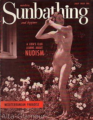 MODERN SUNBATHING AND HYGIENE Vol. 22, No. 07, July