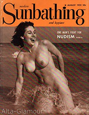 MODERN SUNBATHING AND HYGIENE Vol. 22, No. 08, August (#63)