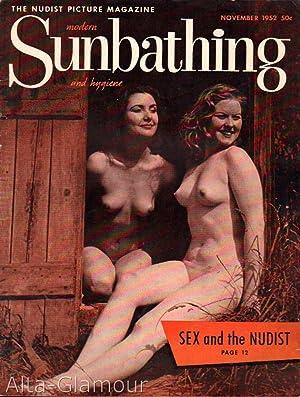 MODERN SUNBATHING AND HYGIENE; The Nudist Picture Magazine Vol. 22, No. 11, November (#66)
