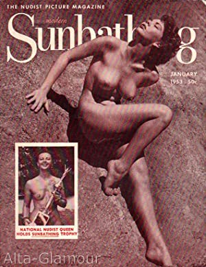 MODERN SUNBATHING AND HYGIENE; The Nudist Picture Magazine Vol. 23, No. 01, January (#68)