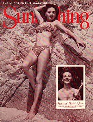 MODERN SUNBATHING AND HYGIENE; The Nudist Picture Magazine (#68) Vol. 23, No. 01, January (#68) [...