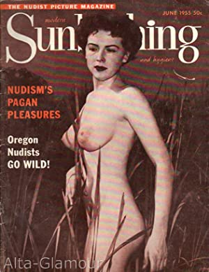 MODERN SUNBATHING AND HYGIENE; The Nudist Picture Magazine Vol. 25, No. 06 (#97), June