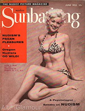 MODERN SUNBATHING AND HYGIENE; The Nudist Picture Magazine Vol. 25, No. 06 (#97), June [Newsstand ...
