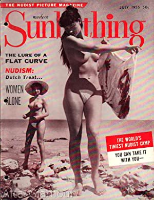 MODERN SUNBATHING AND HYGIENE; The Nudist Picture Magazine Vol. 25, No. 07, (#98) July