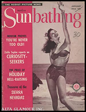 MODERN SUNBATHING AND HYGIENE; The Nudist Picture News Vol. 26, No. 01, (#104) January