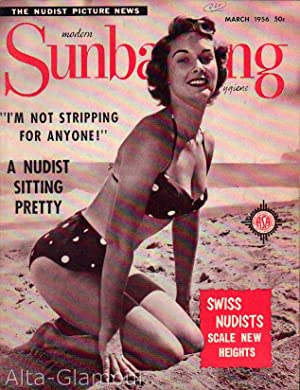 MODERN SUNBATHING AND HYGIENE; The Nudist Picture News Vol. 26, No. 03, (#106), March [Newsstand ...