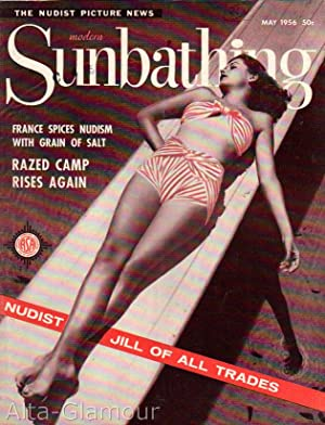 MODERN SUNBATHING AND HYGIENE; The Nudist Picture News Vol. 26, No. 05,(#108), May [Newsstand cover...