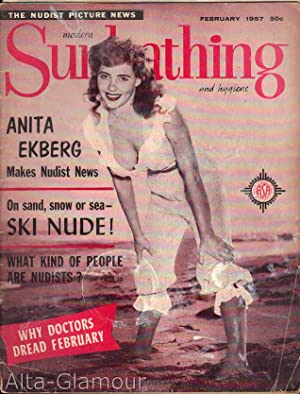 MODERN SUNBATHING AND HYGIENE; The Nudist Picture News Vol. 27, No. 02 (#117), February [Newsstand ...
