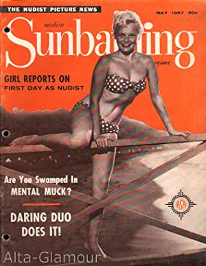 MODERN SUNBATHING AND HYGIENE; The Nudist Picture News Vol. 27, No. 05 (#120), May [Newsstand ...