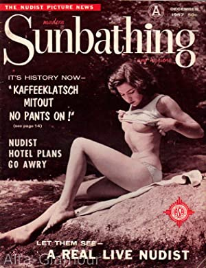 MODERN SUNBATHING AND HYGIENE; The Nudist Picture News Vol. 27, No. 12 (#126), December