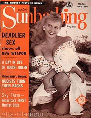 MODERN SUNBATHING AND HYGIENE; The Nudist Picture News Vol. 28, No. 03 (#130), March