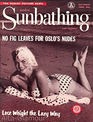 MODERN SUNBATHING AND HYGIENE; The Nudist Picture News Vol. 28, No. 10 (#137), October