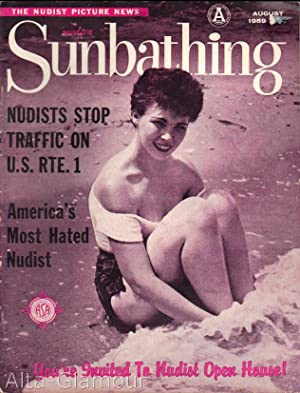 MODERN SUNBATHING AND HYGIENE; The Nudist Picture News Vol. 29, No. 08 (#148), August