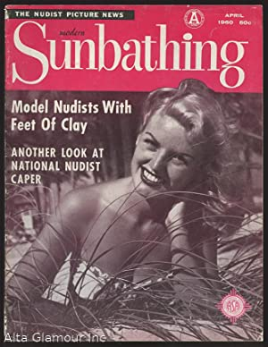 MODERN SUNBATHING AND HYGIENE; The Nudist Picture News Vol. 30, No. 04 (#154), April