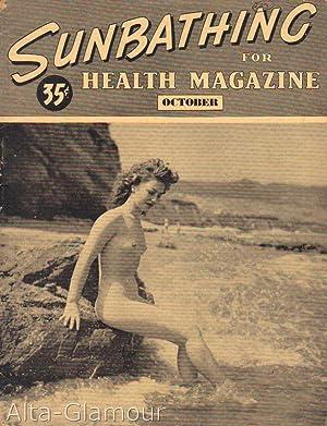 THE SUNBATHING FOR HEALTH MAGAZINE Vol. 01, 07, October