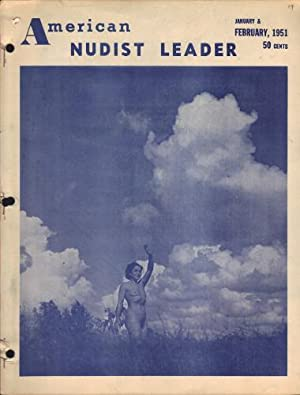 AMERICAN NUDIST LEADER Vol. 02, No. 02, January-February