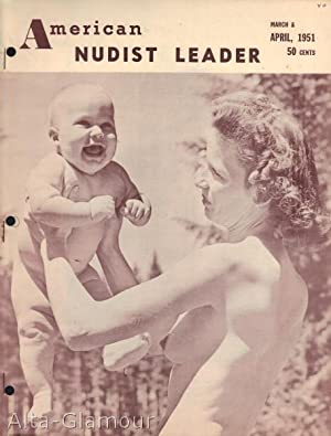 AMERICAN NUDIST LEADER Vol. 02, Nos. 03 & 04, March-April