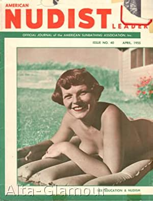 AMERICAN NUDIST LEADER; and Sunbather Vol. 05, Issue No. 40 , April