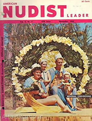 AMERICAN NUDIST LEADER; and American Sunbather Vol. 05, No. 11 | Issue No. 47, November