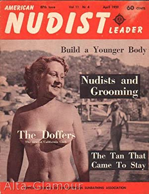 AMERICAN NUDIST LEADER Vol. 11, No. 04 | 87th Issue, April