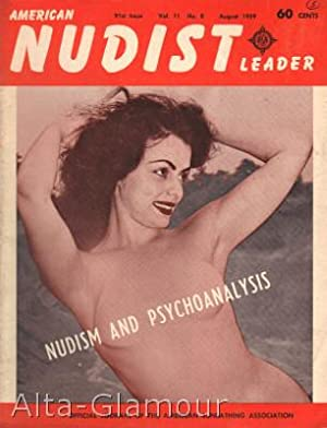 AMERICAN NUDIST LEADER Vol. 11, No. 08 | 91st Issue, August