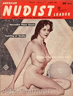 AMERICAN NUDIST LEADER Vol. 12, No. 09 | 104th Issue, September
