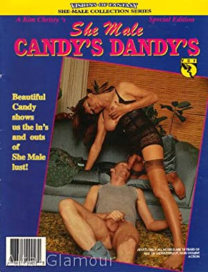 SHE-MALE CANDY'S DANDY'S A Kim Christy Special Edition | She-Male Collection Series