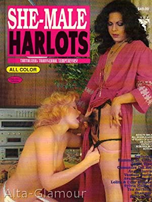 SHE-MALE HARLOTS Cream Cherry Collection