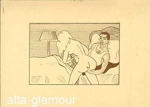 LECONS D' AMOUR - Set of 10 prints