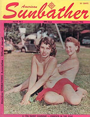 AMERICAN SUNBATHER; and Nudist Leader Vol. 06, No. 12   49th Issue