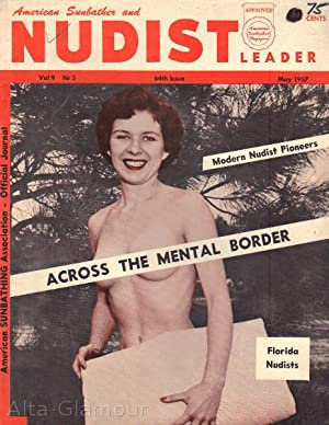 AMERICAN SUNBATHER; and Nudist Leader Vol. 09, No. 05 | 64th Issue, May