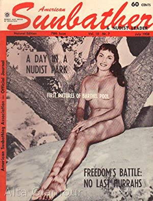 AMERICAN SUNBATHER; and Nudist Leader Vol. 10, No. 07 | 78th Issue, July
