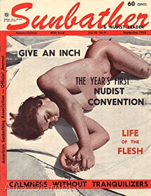 AMERICAN SUNBATHER; and Nudist Leader Vol. 10, No. 09 | 80th Issue, September