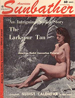 AMERICAN SUNBATHER; and Nudist Leader Vol. 11, No. 01 | 84th Issue, January
