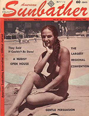 AMERICAN SUNBATHER Vol. 12, No. 01 | 96th Issue, January