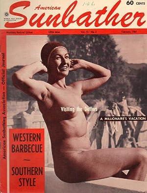 AMERICAN SUNBATHER Vol. 13, No. 02 | 109th Issue, February