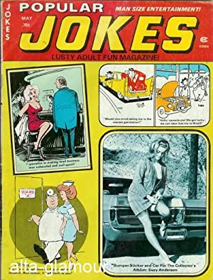 POPULAR JOKES; Lusty Adult Fun Magazine Vol. 13, No. 68, May 1978