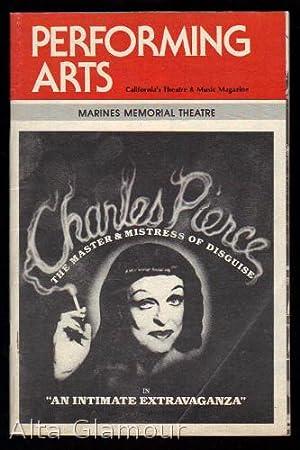 PERFORMING ARTS; California's Theatre & Music Magazine (San Francisco edition)