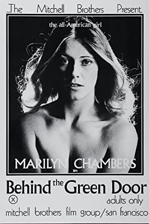 BEHIND THE GREEN DOOR. Poster: Chambers, Marilyn)