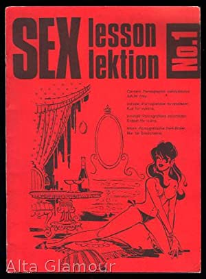 SEX LESSON | SEX LEKTION: Theander, Jens & Peter (Ole Petersen, editor)