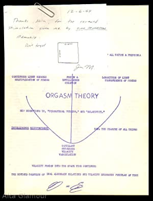 THE FIRST FUNCTIONING BRAIN | ORGASM THEORY | VELOCITY | SCIENCE [Five texts]; Intelligence ...