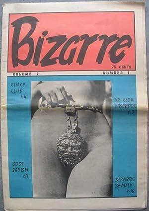 BIZARRE Vol. 1, No. 1