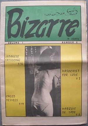 BIZARRE Vol. 01, No. 02
