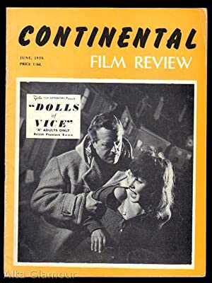 CONTINENTAL FILM REVIEW June 1959