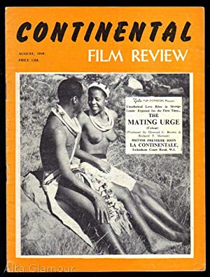 CONTINENTAL FILM REVIEW August 1959