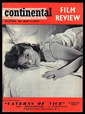 CONTINENTAL FILM REVIEW September 1960 (US edition)