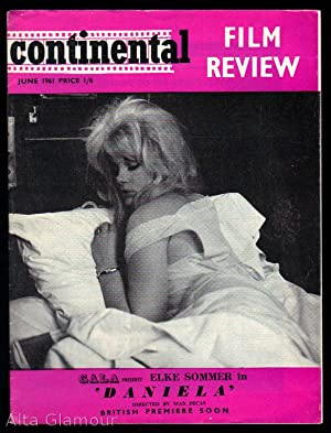 CONTINENTAL FILM REVIEW June 1961