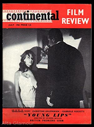 CONTINENTAL FILM REVIEW July 1961