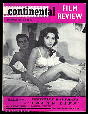 CONTINENTAL FILM REVIEW January 1962