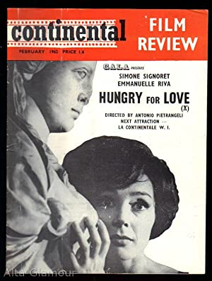 CONTINENTAL FILM REVIEW February 1962